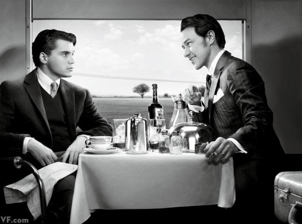 Pacto Sinistro. 1951. Emile Hirsch e James McAvoy.