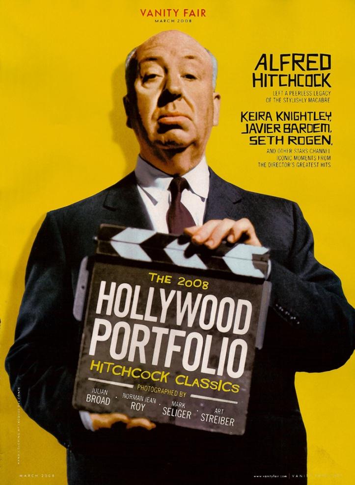 Capa do ensaio de Hollywood Portfolio: Hitchcock Classics